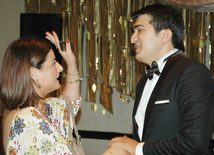 Свадьба популярного эстрадного певца Абдула Халида, Камила Бабаева, Баку, Азербайджан, 04 июля 2010 г.