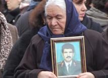 Azerbaijani public reveres memory of Khojaly genocide victims. Baku, Azerbaijan, Feb.26, 2013