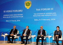 The Ministry is planning to create new tools directed at strengthening tax surveillance in a number of spheres. Baku, Azerbaijan, Feb.07, 2014