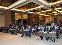 "The third Tax Forum: ""Azerbaijani tax system: realities and prospects"". Baku, Azerbaijan, Feb.07, 2014"
