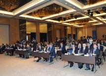 """III Налоговый форум: """"Азербайджанская налоговая система: реалии и перспективы"""". Баку, Азербайджан, 07 февраля 2014 г."""