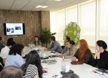 IDEA presents project of the Animal Shelter and Rescue Center. Baku, Azerbaijan, May 08, 2015