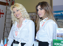 22nd Azerbaijan International Food Industry Exhibition and 10th Anniversary Azerbaijan International Agriculture Exhibition. Azerbaijan, Baku, 19 May 2016