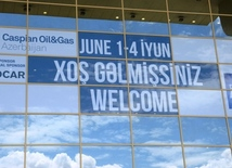 Baku hosts 23rd International Caspian Oil & Gas Exhibition and Conference. Azerbaijan, Baku, 1 June 2016