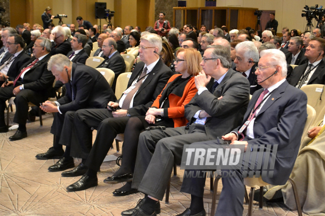 Azerbaijani capital hosting 5th Global Baku Forum. Azerbaijan, 17 march, 2017