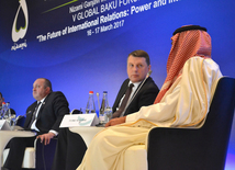 Azerbaijani capital hosting 5th Global Baku Forum