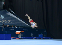 Day 3 of FIG World Cup in artistic gymnastics kicks off in Baku.
