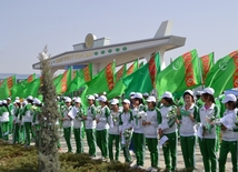 "Ashgabat and Turkmenbashi host ""Asian Games 2017"" International sports congress."