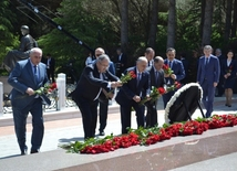 Azerbaijan marks 94th birthday anniversary of National Leader Heydar Aliyev