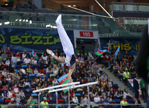 Day 2 of rhythmic gymnastics at Baku 2017