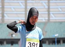 Today at the 4th Islamic Solidarity Games.