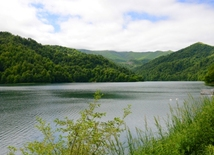 Lake Goygyol is the pearl of the Goygyol National Park.