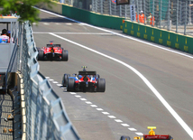 F1 Azerbaijan Grand Prix to kick off today.