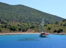 Trip through islands of Aegean Sea