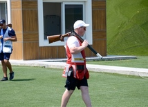 European Shooting Championship in Baku – as caught on camera