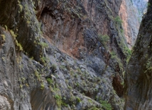 Saklikent - the second longest and deepest gorge in Europe