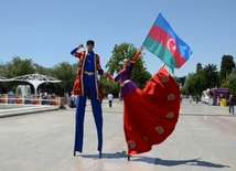 Azerbaijan - Caucasian paradise for tourists (part 1)