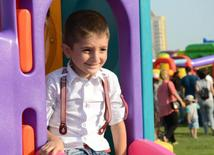 Heydar Aliyev Center arranges grand festival for Baku residents