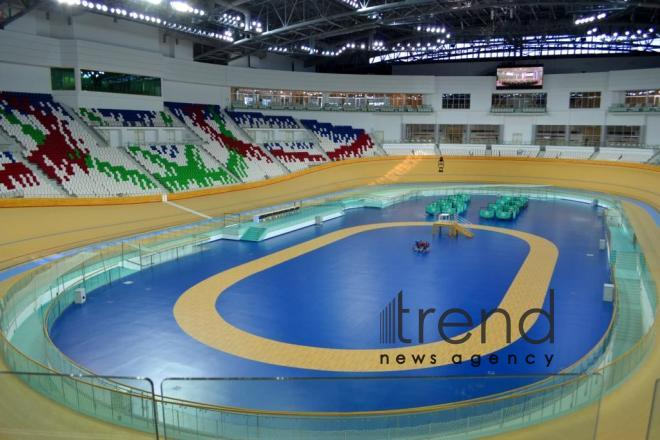 Ashgabat is preparing to host the V Asian Indoor and Martial Arts Games. Azerbaijan, Baku, september 9, 2017