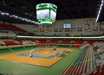 Ashgabat is preparing to host the V Asian Indoor and Martial Arts Games