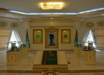 Ashgabat today (Part I)