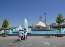 Ashgabat today (Part II)