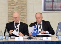 Expanded plenary meeting of CIS security agencies, special services underway in Baku