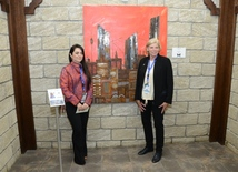 "Sixth international exhibition ""From waste to art"" opens in Baku"