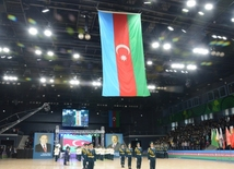 Baku hosts Flag Festival
