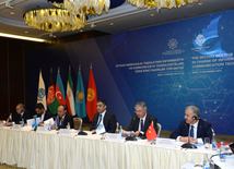 At the meeting of IT ministers of Economic Cooperation Organization