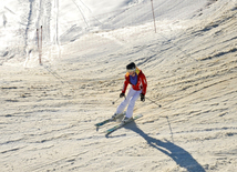 Mountain-skiing resorts of Azerbaijan open winter season