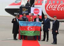 FIFA World Cup brought to Baku for first time