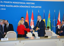 Azerbaijan, Albania sign letter of intent at SGC Advisory Council's meeting