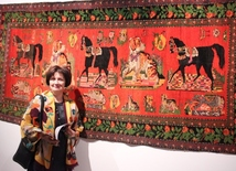 'Chinese New Year' exhibition opens in Azerbaijan Carpet Museum
