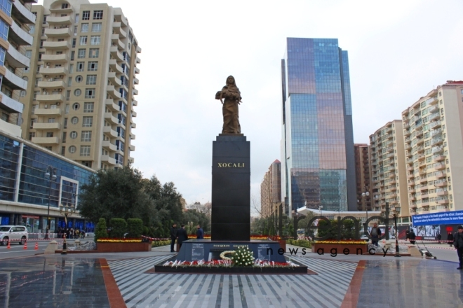 Khojaly genocide: 26 years pass. Azerbaijan, Baku, february 26, 2018
