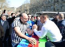 Baku celebrates Day of Physical Education and Sports