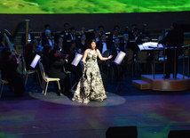 "Fifth International Festival "" World of Mugham"" opened at Heydar Aliyev Palace"