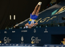 FIG Artistic Gymnastics World Cup kicks off in Baku
