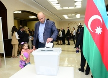 Voting in presidential election starts in Azerbaijan