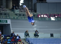 Baku hosts solemn opening ceremony of European Championships in Trampoline, Double Mini-Trampoline and Tumbling